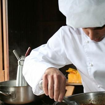 Cozinha industrial e dependências