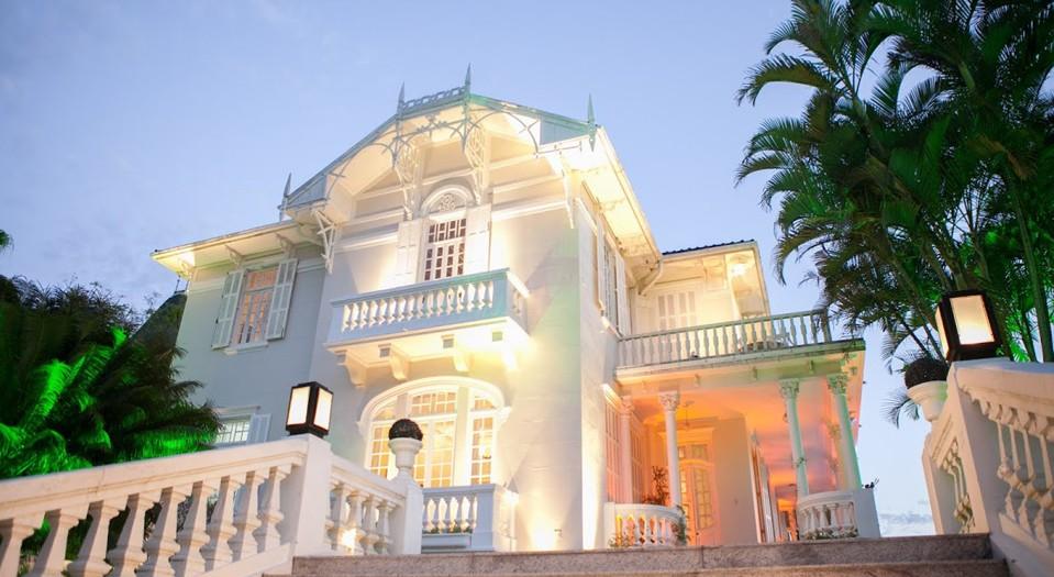 Belíssima mansão de 1920